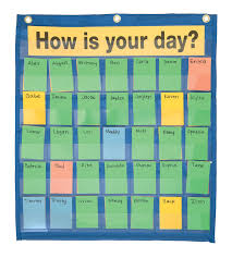 Pacon Calendar Weather Pocket Chart Pacon Calendar Weather Pocket Chart Pacon Creative Products