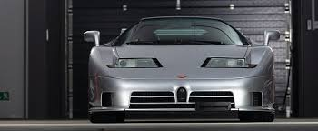 Bugatti eb110 super sport at the beginning of the 1990s, romano artioli created the first super sports car of modern times with the eb110. Bugatti Eb110 Ss Heading To Auction With 570 Miles On The Odometer Autoevolution