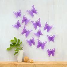 3d Butterfly Wall Decor Butterfly Wall Decor Sale Girls Room Decor Nursery