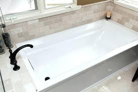 kohler archer drop in tub archer drop in tub innovative bathroom traditional with deep soaking next kohler archer drop