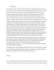 li ka shing essay mgw mgw leadership traits and  7 pages li ka shing mgw 2991 essay