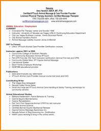 Respiratory Therapist Resume