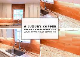 40 Copper Backsplash Tile Typhoon Bordeaux Granite Cool Resin Backsplash Ideas