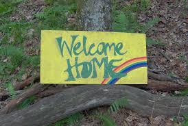 Welcome Home Org Rainbow Main