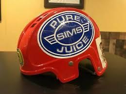 Vintage Skateboard Helmet