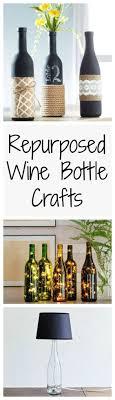 24 Creative Ways to Repurpose Your Empty Wine Bottles