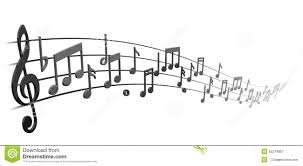 Musical Staff Sign Notes On The Musical Staff Stock Illustration Illustration Of Sign