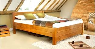 Wood Frame Bed Kids Beds Bed Frame With Headboard Bed Frame Design ...