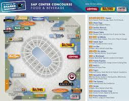 San Jose Sharks Hockey The Sap Center
