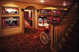 Small Picture Home Theater Decor Concessions Home Theatre Pinterest