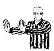 Football Referee Signals