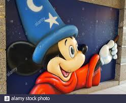 Mickey Mouse Art High Resolution Stock Photography and Images - Alamy
