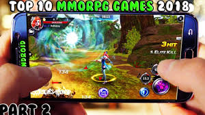 best mmorpg games android 2018