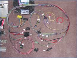 tpi wiring harness conversion for street rod the wiring harness professionals