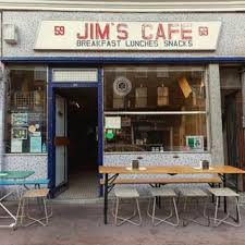 A lot of visitors order great coffee. Jim S Cafe London Opentable