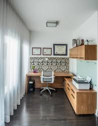 simple home office interior design built home office designs