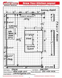 elegant how to measure for kitchen cabinet bargain planning