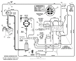 murray 309001x08a mid engine rider 2009 parts diagrams