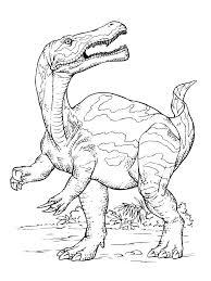 Jurassic Park Kleurplaat Flugsaurier 2 Ausmalbild Malvorlage Tiere