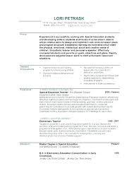 Educator Resume Template Interesting Cv Template For Teaching Job Teaching Cv Pattern For Teacher Job Viddr