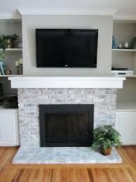 painted gray fireplace grey painted fireplace ideas