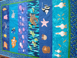 Quilts – Bee Quilted & Finding Nemo Quilt Adamdwight.com