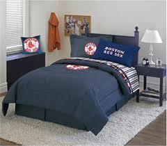 boston red sox denim comforter