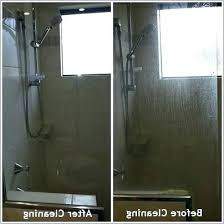 showy cleaning shower doors with vinegar how to clean glass shower doors with vinegar and dawn