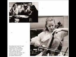 <b>Jacqueline du</b> Pre - <b>Haydn</b> cello concerto in D - part 1 - YouTube
