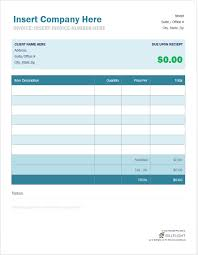 Create Free Invoices Free Invoice Maker That Allows You To Create An Invoice From 1