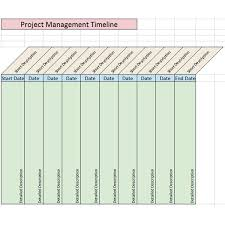 Ms Office Project Management Templates Sample Project Management Timeline Templates For Microsoft Office