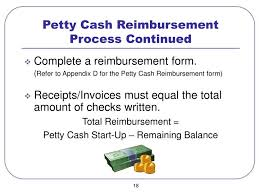 Ppt Petty Cash Accounts Procedure Manual Powerpoint Presentation