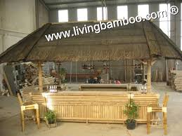 bamboo tiki bar bamboo furniture