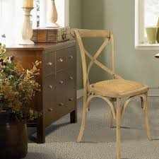 elm wood vintage style dining chairs