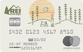 rei credit card reviews