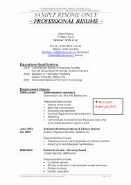 College Campus Security Guard Sample Resume Resume format for Security Officer Awesome College Campus Security 1