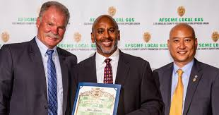 African American Judge Honored By La County Deputy Probation ...