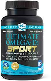 Nordic Naturals - Ultimate Omega-D3 Sport, Supports ... - Amazon.com