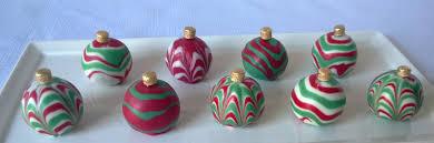 christmas cake balls. Fine Balls Christmas Cake Balls 2013  By Cake Diane Custom Studio  Eyedewcakes In Balls S