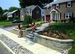 Front Yard Retaining Wall Designs Marvellous Front Yard Retaining Wall Ideas Photo Decoration