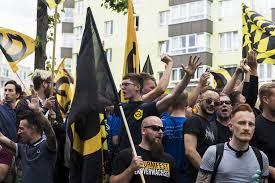 News — 'free Hit Rt Talk' Uk Speech After Block Identity Generation 'alt-right' Anti-fascists Streets To