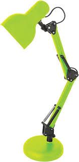 <b>Настольный светильник Camelion</b> KD-815 C05 зелёный LED, <b>5</b> Вт