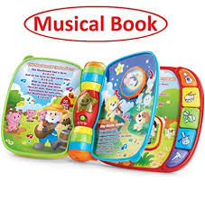 Image Unavailable Amazon.com: Musical Book - Learning and educational toys Baby Toys