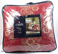 chaps bedding chaps queen comforter set chaps bedding