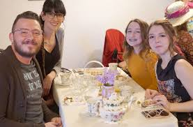 Winter tea raises funds for Luttrell Barn Cultural Center in Craig |  CraigDailyPress.com