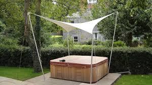 premium garden shade sails modern