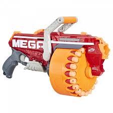 <b>Игрушка Hasbro</b>(<b>Nerf</b>) Мега Мегалодон E4217EU4 - купить в ...