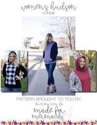 Hudson Size Chart Womens Hudson Hoodie Pattern