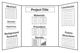 Science Project Template Outline Wsopfreechips Co