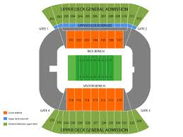 Wake Forest Stadium Seating Chart Derbybox Com Wake Forest Demon Deacons At Rice Owls Football